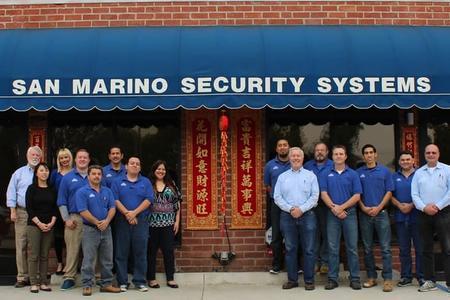 The Company - San Marino Security Systems